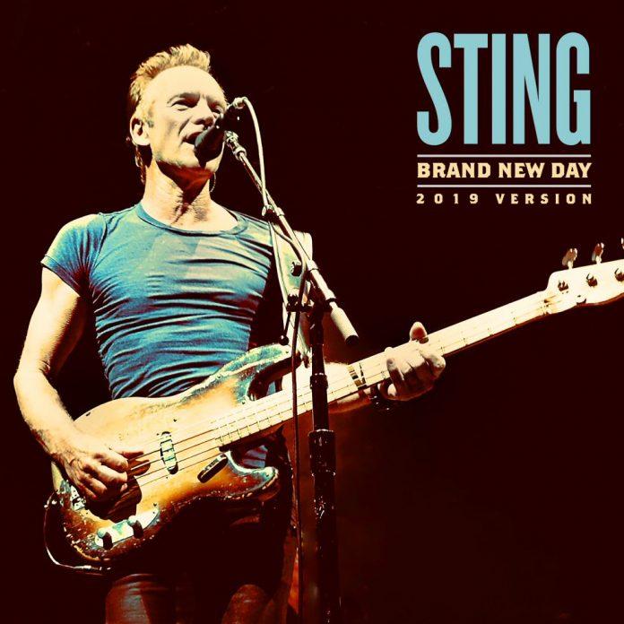 Sting zaprezentował odświeżoną wersję swojego wielkiego