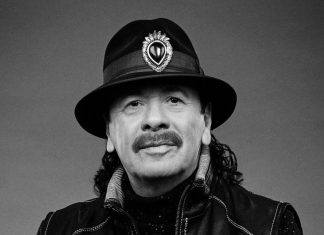 "Legenda gitary, Carlos Santana, prezentuje EP-kę ""In Search of Mona Lisa"""