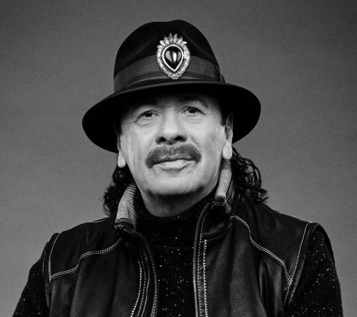 "Legenda gitary, Carlos Santana, prezentuje EP-kę ""In Search of Mona Lisa"""