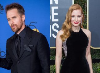 Jessica Chastain i Sam Rockwell to pierwsi aktorzy ogłoszeni przez organizatorów