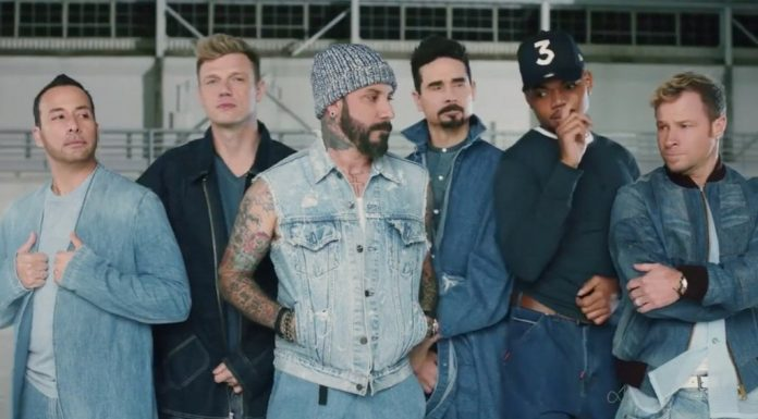 Chance the Rapper i Backstreet Boys zagrali w reklamie chipsów Doritos