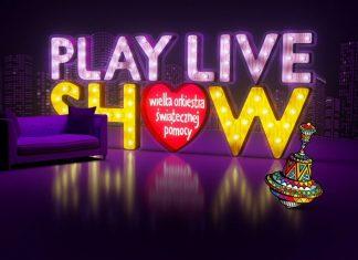 Podczas tegorocznej edycji WOŚP operator Play zorganizuje specjalny Play Live Show