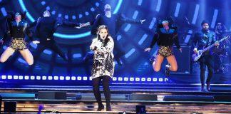 Ewa Farna zachwyciła wszystkich podczas imprezy sylwestrowej Polsatu