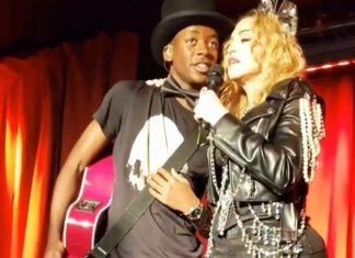 Madonna powiększyła pupę