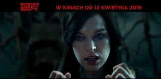 """Na wielki ekran powraca """"Hellboy"""". W rolach głównych zobaczymy m. in.: David Harbour, Milla Jovovich"""