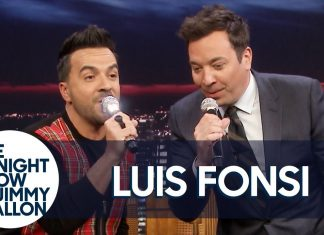 "Luis Fonsi pojawił się w programie ""The Tonight Show Starring Jimmy Fallon"