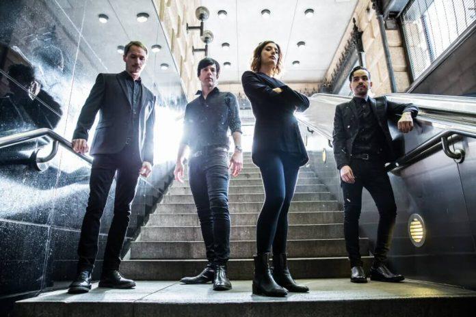 """Supergrupa The Beta Machine ogłasza premierę debiutanckiego albumu. Premiera """"Intruder"""" zaplanowana jest na 29 marca 2019"""