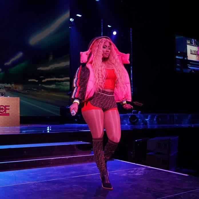 Nicki Minaj wystąpiła w Polsce