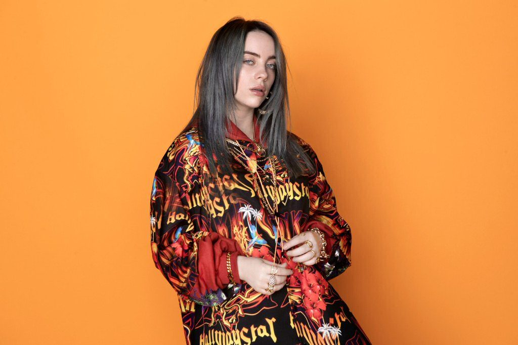 "O serii ""A Snippet Into Billie's Mind"" Billie Eilish mówi"