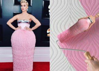 Katy Perry na Grammy 2019 została największym memem