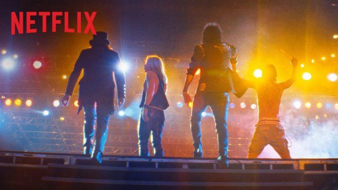 Netflix pokaże Mötley Crüe - Brud