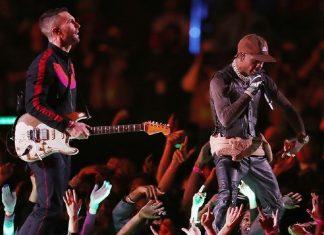 Adam Levine Amerykanie mocno krytykują występ Maroon 5 na tegorocznym Super Bowl