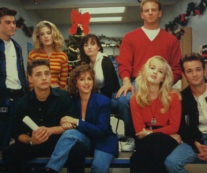 Luke Perry z Beverly Hills 90210 walczy o życie!