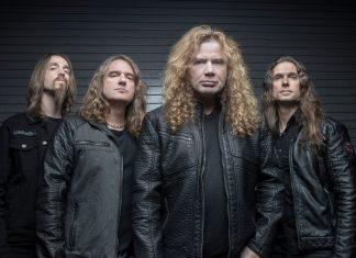 """Po wydaniu """"Dystopii"""" w 2016, Megadeth ponownie zawłaszczyli świat metalu, jak również otrzymali pierwszą w karierze nagrodę Grammy."""