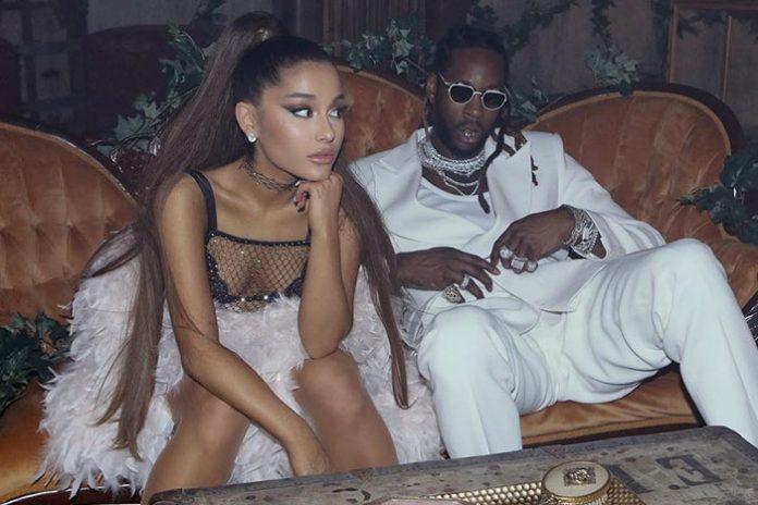Ariana Grande i 2 Chainz pracują nad nowym teledyskiem