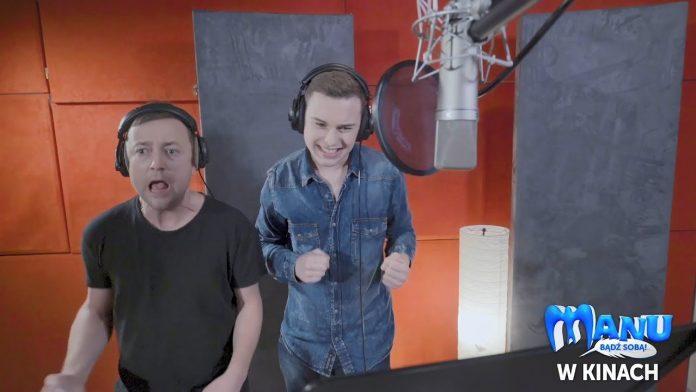 W klipie Czesław Mozil i Adam Zdrójkowski przepytują się na temat... ptaków.