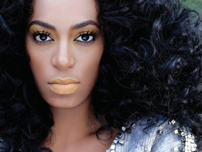 Binz to część opublikowanego wcześniej filmiku Solange Knowles zatytułowanego tak jak album, czyli