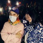 Billie Eilish i Justin Bieber spotkali się!