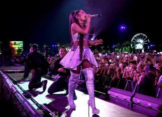 Headlinerką ostatniego dnia była Ariana Grande