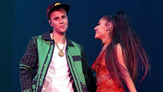 Justin Bieber tłumaczy się z playbacku na Coachelli. Broni go też Ariana Grande