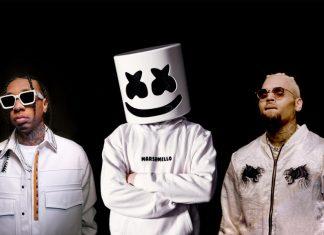 """""""Light It Up"""" to bardzo chwytliwa propozycja od trzech gwiazd muzyki rozrywkowej - Marshmello, Tygi oraz Chrisa Browna."""