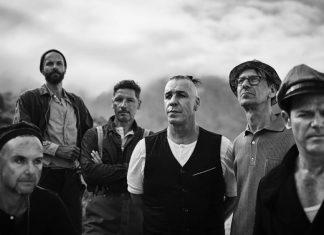"""Kapela Rammstein zaprezentowała wcześniej singiel zatytułowany """"Deutschland""""."""