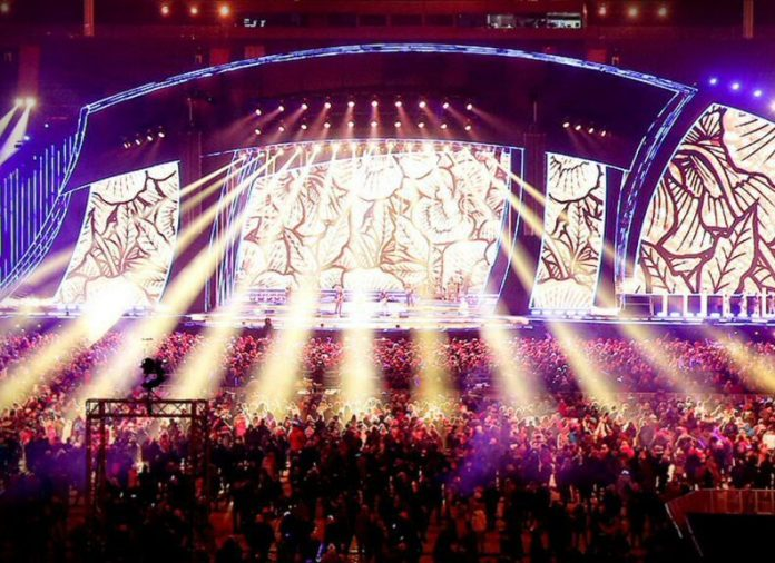 Transmisja Roztańczony Śląski od godziny 20:00 na antenach Telewizji Polsat, Disco Polo Music i Polo TV.