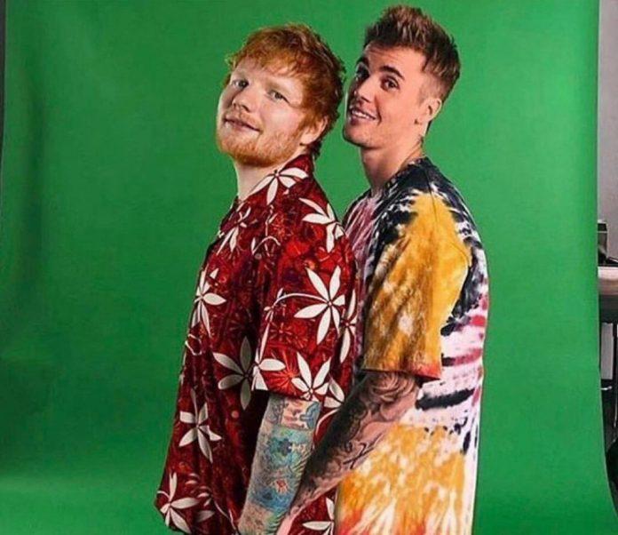 Justin Bieber i Ed Sheeran nagrali wspólnie singiel.