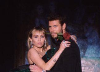 Miley Cyrus i Liam Hemsworth tańczą tango (WIDEO)