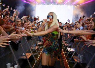 Rita Ora: Publiczność Orange Warsaw Festival jest wspaniała!
