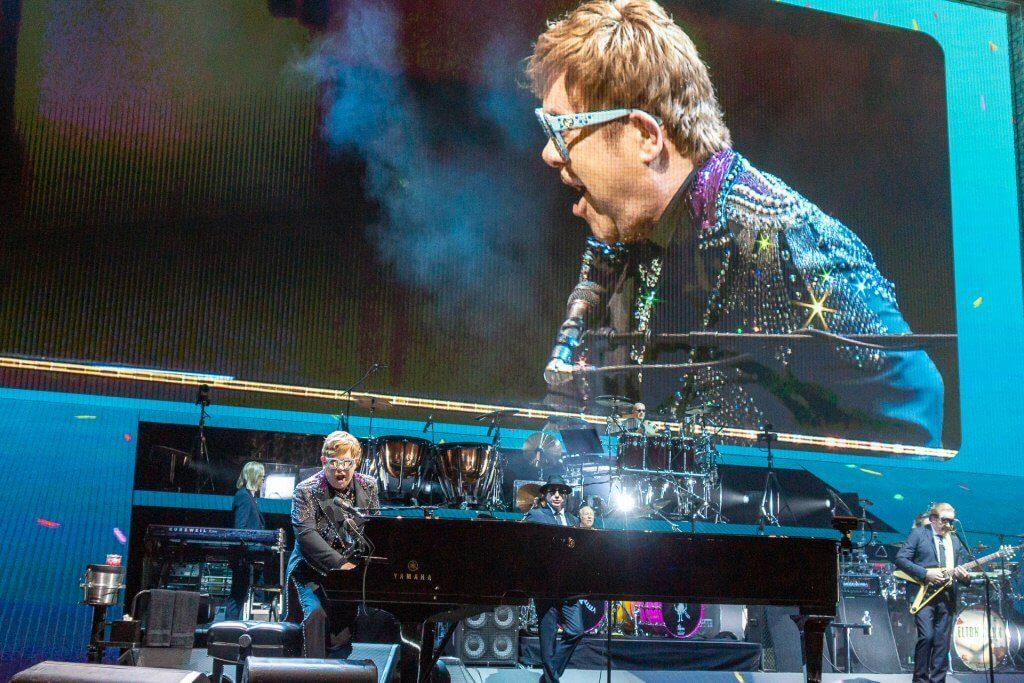 """Genialny Elton John powiedział """"goodbye"""" Polsce! (ZDJĘCIA)"""