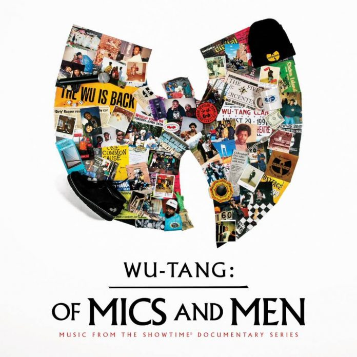 """Wu-Tang: Of Mics and Men Soundtrack""od dziś w serwisach cyfrowych!"