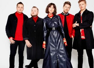 "Nominowany do Grammy islandzki zespół Of Monsters and Men prezentuje nowy singiel ""Alligator""."