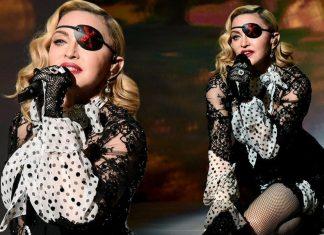 """Eurowizja 2019: Madonna śpiewa """"Like A Prayer"""" w Tel Awiwie"""
