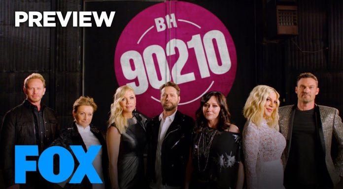 BH90210 Beverly Hills 90210 powraca! Już jest nowy zwiastun (WIDEO)