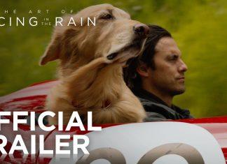 Kevin Costner jest psem, co kocha wyścigi