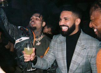 Chris Brown i Drake nie prowadzą za rączkę