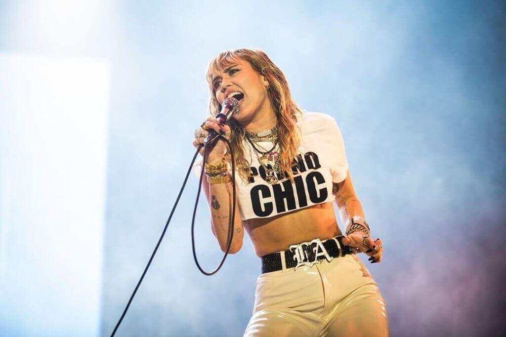 Miley Cyrus na Orange Warsaw Festival: Wielu fanów zawiedzionych!