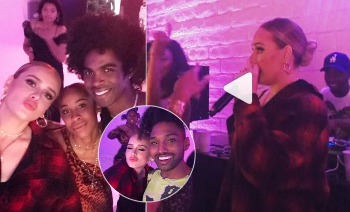 Adele rapuje Nicki Minaj! Ta impreza przejdzie do historii! (WIDEO)