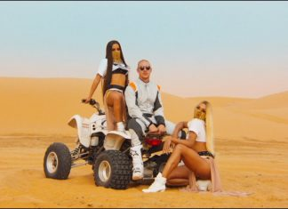 "Anitta i Major Lazer w gorącej piosence ""Make It Hot"""
