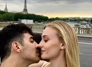 Joe Jonas i Sophie Turner wzięli drugi ślub we Francji