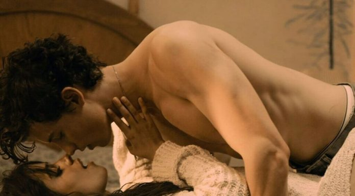 """Camila Cabello i Shawn Mendes romansują w łóżku: """"Ta scena powinna trafić na Porn...!"""""""