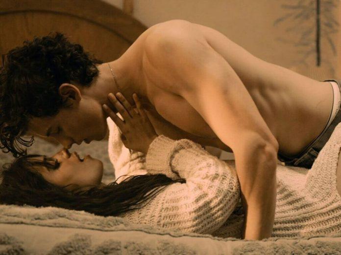Camila Cabello i Shawn Mendes romansują w łóżku: