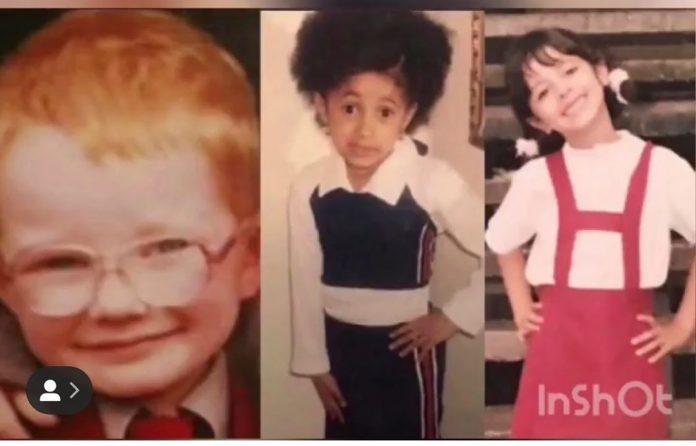 Ed Sheeran, Camila Cabello i Cardi B w utworze