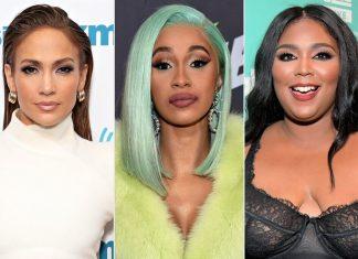 Jennifer Lopez, Lizzo i Cardi B wykorzystują bogaczy (WIDEO)