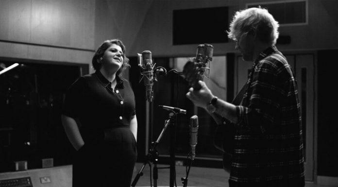 Ed Sheeran i Yebba w studiu Abbey Road. Zobacz wyjątkowe wideo!