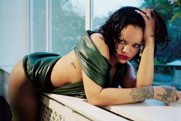 Rihanna i jej prywatne miłości!