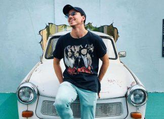 Michał Szpak: Przed koncertem wyrzucam wszystkich z garderoby i to jest czas tylko dla mnie