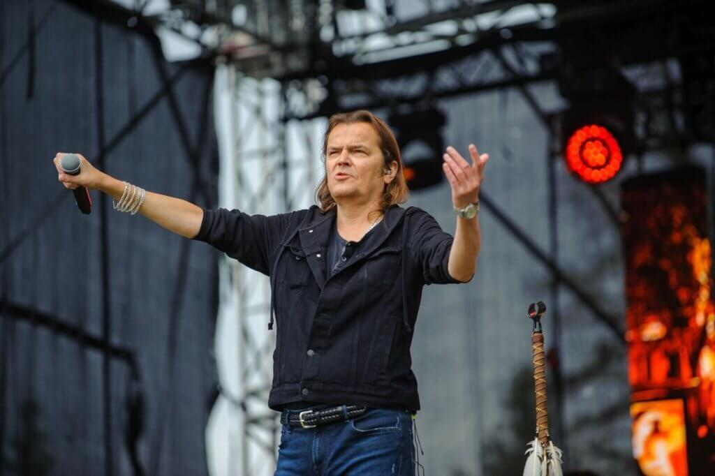 Hej Fest 2019: Wilki i Lady Pank z kompletem publiczności na Gubałówce