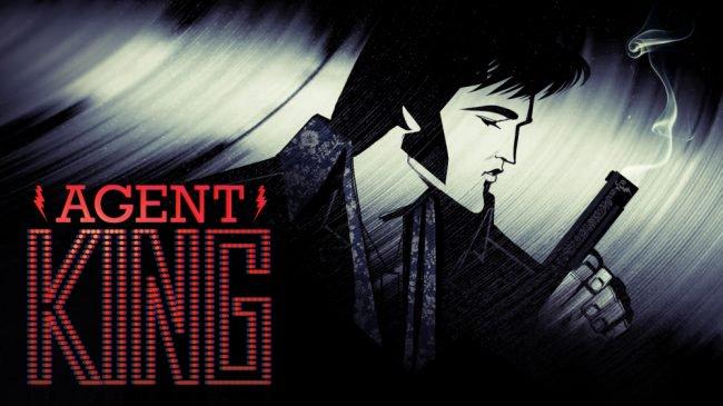 Animowany Elvis Presley w Netfliksie